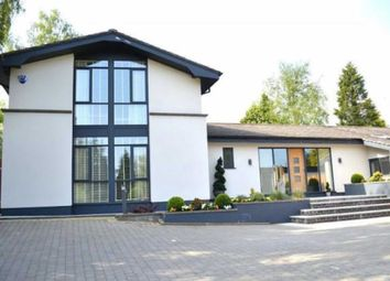 Thumbnail 5 bed detached house to rent in Norwood Rise, Macclesfield Road, Alderley Edge