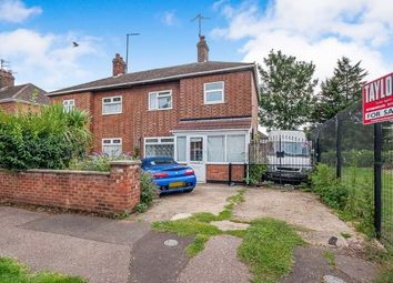 Thumbnail 3 bed semi-detached house for sale in Abbey Road, Walton, Peterborough, Cambridgeshire
