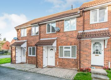 Thumbnail 2 bed terraced house for sale in Berkley Close, Highwoods, Colchester
