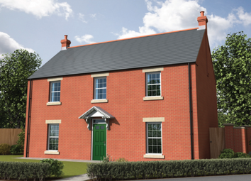 Thumbnail 4 bedroom detached house for sale in The Almondbank, Curtis Drive, Coningsby, Lincolnshire