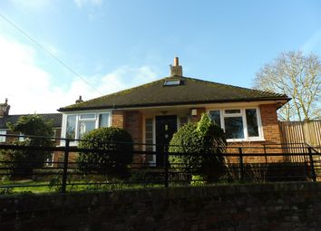 Thumbnail 4 bed detached house for sale in The Street, Saxlingham Nethergate, Norwich
