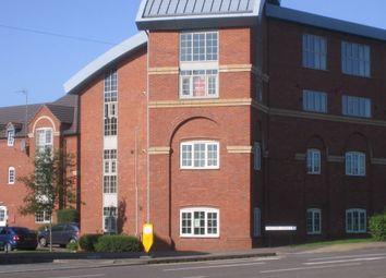 Thumbnail 3 bed flat to rent in Caxton Court, Burton Upon Trent, Staffordshire
