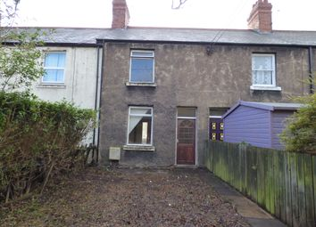 Thumbnail 2 bedroom terraced house for sale in Logan Street, Langley Park, Durham