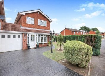 Thumbnail 3 bedroom detached house for sale in Alderton Drive, Bradmore, Wolverhampton, West Midlands