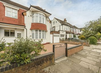 Thumbnail 4 bedroom semi-detached house to rent in Stuart Avenue, London