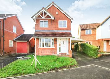3 bed detached house to rent in Goodshaw Road, Worsley, Manchester M28