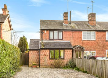 Thumbnail 2 bed semi-detached house for sale in Hatch Ride, Crowthorne, Berkshire