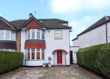 Thumbnail 4 bed semi-detached house for sale in Loom Lane, Radlett