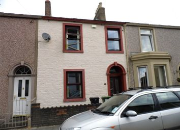 Thumbnail 3 bed terraced house for sale in 24 George Street, Wigton, Cumbria