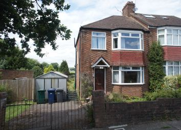 Thumbnail 3 bedroom semi-detached house for sale in Grasvenor Avenue, Barnet