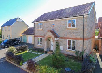 Thumbnail 4 bedroom detached house for sale in Barleycorn, Cranbrook, Exeter