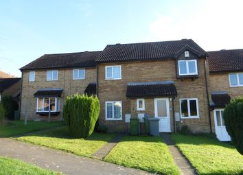 Thumbnail 2 bed terraced house for sale in Acres Way, Drayton, Norwich