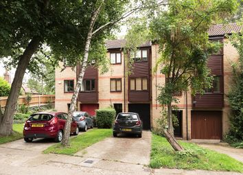 Thumbnail 3 bed town house to rent in Greenbanks, St.Albans