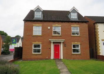 Thumbnail 5 bed detached house for sale in Tom Blower Close, Wollaton, Nottingham