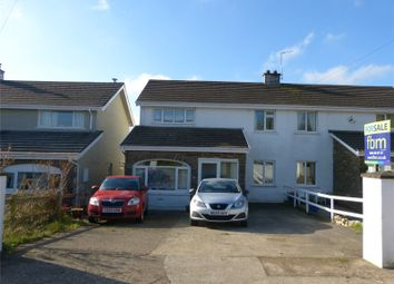Thumbnail 3 bedroom semi-detached house for sale in Carreglwyd, Brynhyfryd, Llandissilio, Clynderwen
