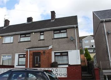Thumbnail 3 bed semi-detached house for sale in Davies Close, Trealaw, Trealaw, Rhondda Cynon Taff.