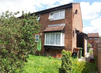 Thumbnail 1 bed end terrace house to rent in Blakemore Way, Belvedere
