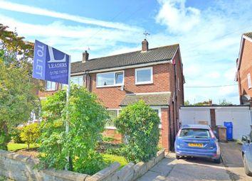 Thumbnail 3 bedroom semi-detached house to rent in Ashendene Grove, Stoke-On-Trent