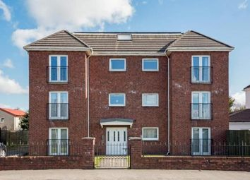 Thumbnail 3 bed flat for sale in Springboig Road, Glasgow, Lanarkshire