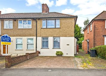 Thumbnail 3 bed end terrace house for sale in Kimmeridge Road, Mottingham, London