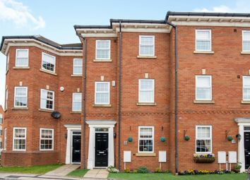 Thumbnail 4 bed town house for sale in Grange Drive, Sutton Coldfield
