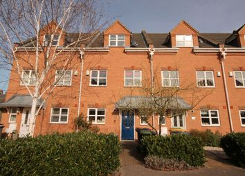 Thumbnail 3 bed town house for sale in Bradgate Road, Bedford