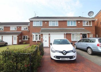 Thumbnail 3 bed semi-detached house for sale in Perth Avenue, Higher Ince, Wigan