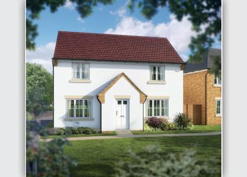 "Thumbnail 4 bed detached house for sale in ""The Evesham"" at West Hill, Wincanton"