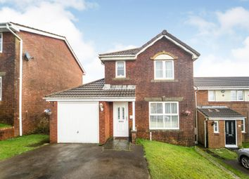 Thumbnail 3 bed detached house for sale in Blaen Ifor, Caerphilly