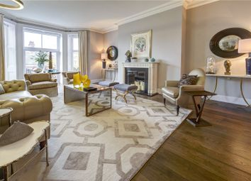 Drayton Gardens, London SW10. 3 bed flat