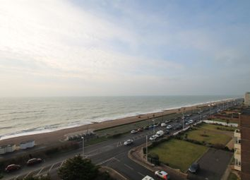 Thumbnail 3 bed flat to rent in West Parade, Worthing