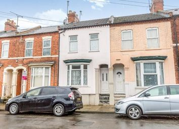 Thumbnail 3 bed terraced house for sale in Connaught Street, The Mounts, Northampton, Northamptonshire