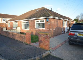 Thumbnail 4 bedroom semi-detached bungalow for sale in Primrose Close, Rumney, Cardiff.