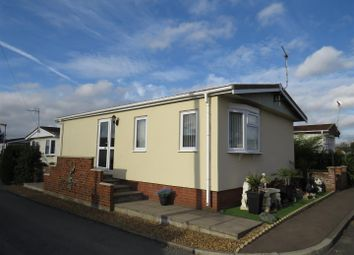 Thumbnail 1 bedroom mobile/park home for sale in Fengate Mobile Home Park, Fengate, Peterborough