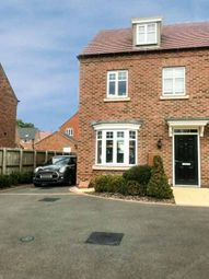 Thumbnail 3 bedroom semi-detached house for sale in Williams Spencer Avenue, Sapcote, Leicestershire