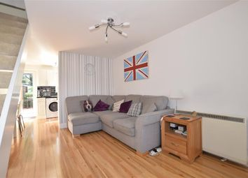 Thumbnail 2 bed terraced house for sale in The Briars, West Kingsdown, Sevenoaks, Kent