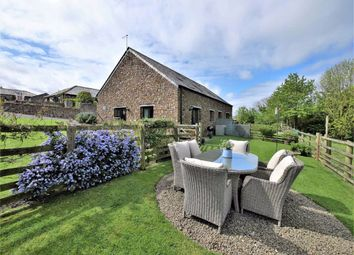 Thumbnail 3 bed semi-detached house for sale in Woolstone Manor Farm, Bude, Cornwall