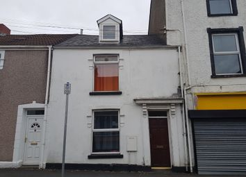 Thumbnail 4 bedroom terraced house for sale in Humphrey Street, Swansea