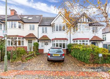 Thumbnail 3 bed terraced house for sale in Summerlee Gardens, East Finchley, London