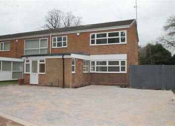 Thumbnail 4 bed terraced house for sale in Christchurch Close, Edgbaston, Birmingham