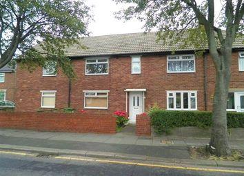 Thumbnail 2 bedroom flat to rent in Finchale Road, Hebburn, Tyne & Wear