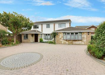 Thumbnail 4 bed detached house for sale in Bacon Lane, Hayling Island