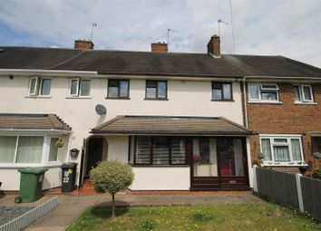 Thumbnail 3 bed terraced house for sale in King George Place, Rushall, Walsall