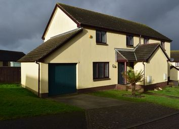 Thumbnail 3 bed semi-detached house for sale in Rodwell Close, Redruth