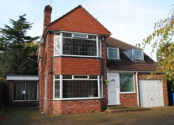 Thumbnail 4 bedroom detached house to rent in Horncastle Road, Boston