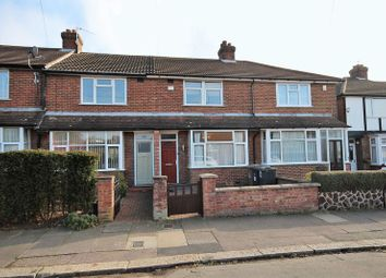 Thumbnail 3 bedroom terraced house for sale in Mayfield Road, Luton