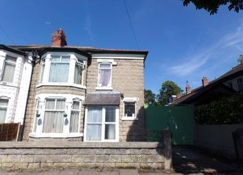 Thumbnail 4 bed semi-detached house for sale in Ollerton Avenue, Manchester, Greater Manchester