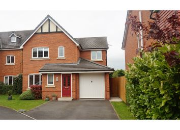 Thumbnail 4 bed detached house for sale in Lochleven Road, Crewe