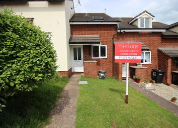 Thumbnail 1 bed terraced house for sale in Glebeland Way, Torquay