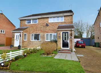 Thumbnail 3 bed semi-detached house for sale in Selwyn Gardens, Eastleigh, Hampshire